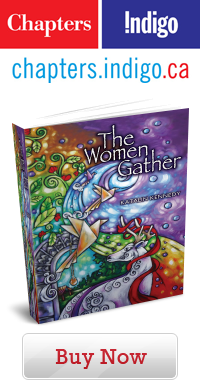 The Women Gather, by Katalin Kennedy