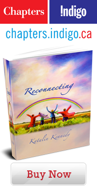 Reconnecting, by Katalin Kennedy