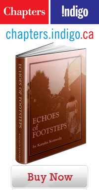 Echoes of Footsteps, by Katalin Kennedy